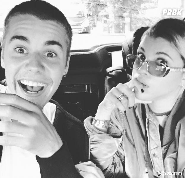 Justin Bieber e Sofia Richie estão apaixonados e vivendo um romance