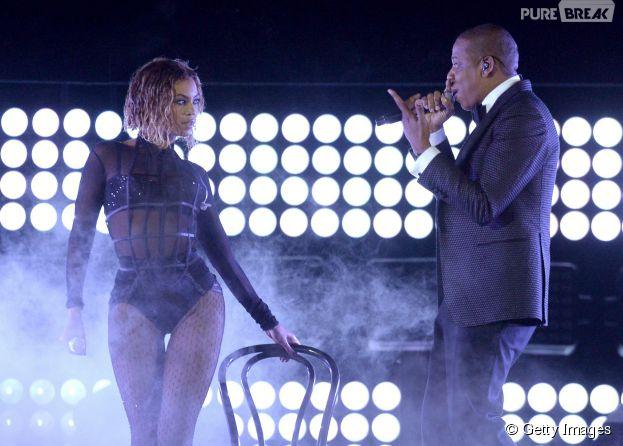 Beyoncé e Jay-Z vão fazer turnê juntos