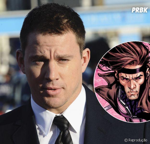 Channing Tatum pode viver Gambit