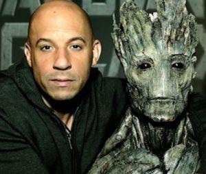 "Vin Diesel dubla árvore Groot em ""Guardiões da Galáxia"""