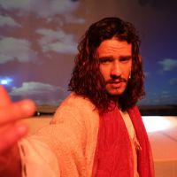 """Nando Rodrigues fala sobre viver Jesus na """"Paixão de Cristo"""": """"Frio na barriga"""""""