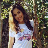 """Camilla Camargo, de """"Carinha de Anjo"""", revela detalhes de sua personagem na nova novela do SBT!"""