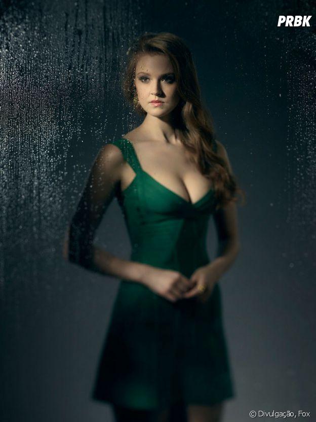 """De """"Gotham"""", Hera Venenosa (Maggie Geha) é uma das personagens novas na 3ª temporada"""