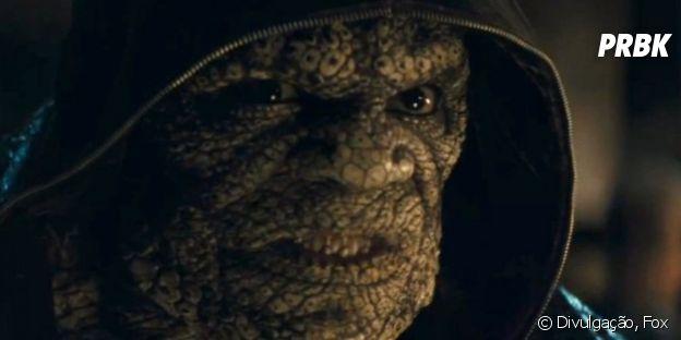 """Em """"Gotham"""", vilão Crocodilo pode aparecer nessa 3ª temporada"""
