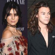 """Kendall Jenner e Harry Styles, do One Direction, estão """"vendo até aonde vão as coisas"""" na relação!"""
