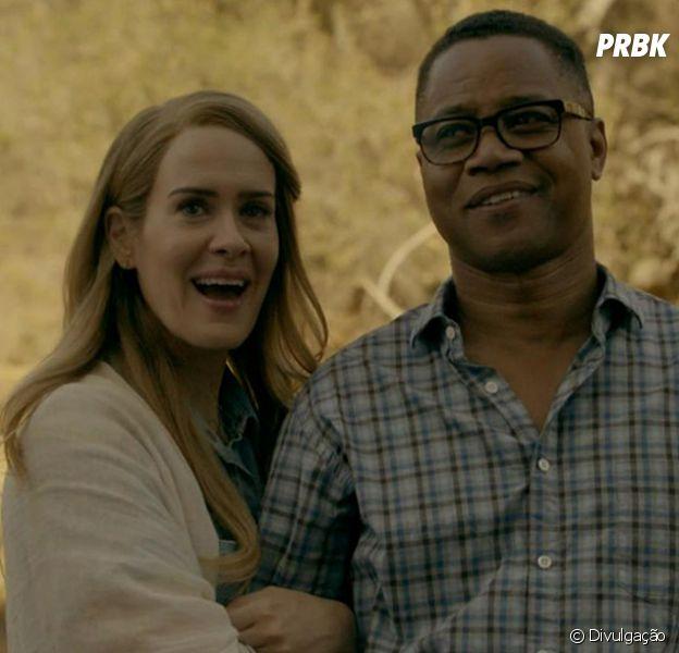 """Em """"American Horror Story"""": tema da 6ª temporada ainda não foi revelado totalmente"""