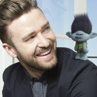 """Justin Timberlake de música nova! Ouça """"True Colors"""", single da trilha sonora do filme """"Trolls""""!"""