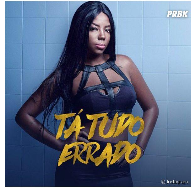 """Ludmilla lança """"Tá Tudo Errado"""", nova música do álbum """"A Danada Sou Eu"""""""