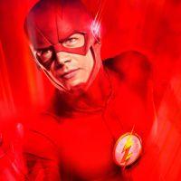 """Em """"The Flash"""": na 3ª temporada, Barry (Gran Gustin) aparece brilhante em novo pôster!"""