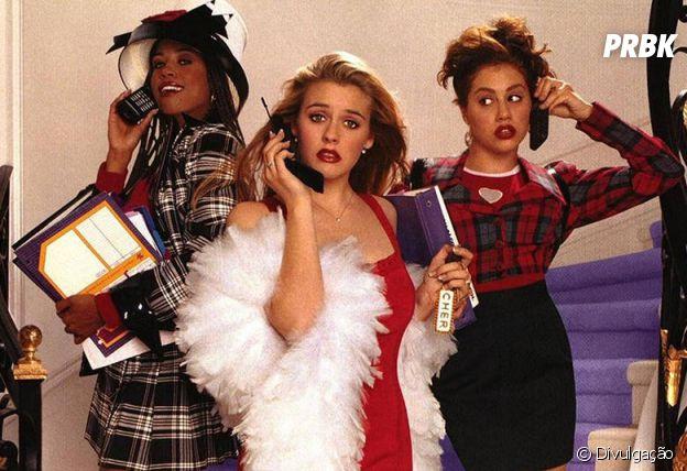 """Resultado de imagem para Reboot """"sombrio"""" de As Patricinhas de Beverly Hills"""
