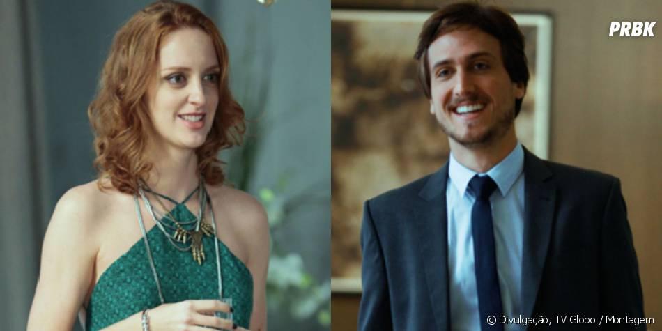 """Priscila ( Laila Zaid a) vai ficar com o Marcelo (Igor Angelkorte) no final de """"Além do Horizonte"""""""