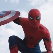 """Novo """"Homem-Aranha"""": Tom Holland troca pijama por uniforme no set de filmagens!"""