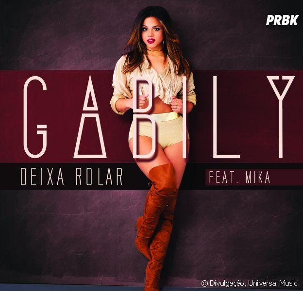 Gabily lança single romântico com Mika, o Micael Borges!