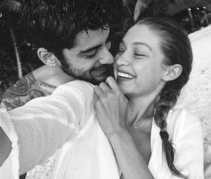 Gigi Hadid posta nova foto com Zayn Malik e shippers vão à loucura!
