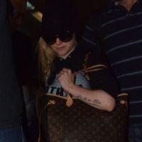 Avril Lavigne no Brasil: Para tudo que ela chegou! Cantora desembarca em SP