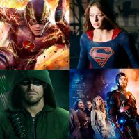 "Crossover entre ""The Flash"", ""Arrow"", ""Supergirl"" e ""Legends of Tomorrow"" ganha trailer! Confira"