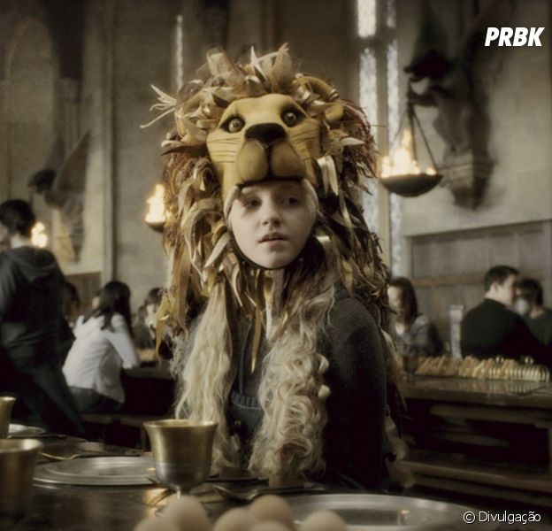 "Evanna Lynch, a Luna Lovegood de ""Harry Potter"", virá ao ..."