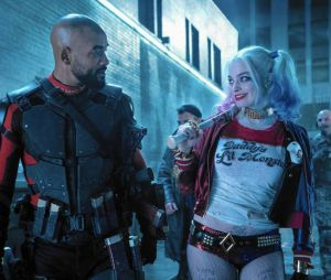 """Arquelina (Margot Robbie) aparece em várias cenas de """"Esquadrão Suicida"""" ao lado de Pistoleiro (Will Smith)"""