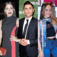 Anitta, Larissa Manoela e mais artistas brasileiros que já encontraram astros internacionais!