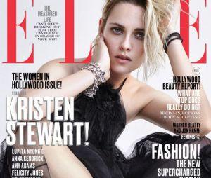 Kristen Stewart posa para a revista Elle