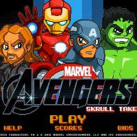 """História de """"Os Vingadores"""" pode ganhar game próprio, segundo a Marvel"""