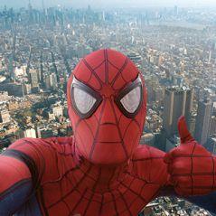 """De """"Homem-Aranha"""": Tom Holland aparece no topo de um prédio em nova imagem!"""