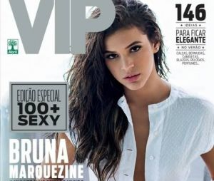 A revista VIP elegeu Bruna Marquezine como a mulher mais sexy do mundo em 2014