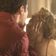 """Novela """"A Lei do Amor"""": Ciro (Thiago Lacerda) agride Vitória e é expulso de casa por Pedro!"""
