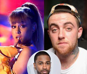 Ariana Grande superou o término com Big Sean e está em outra com Mac Miller