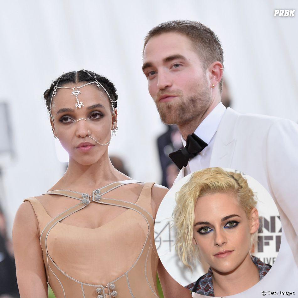 O namoro de Robert Pattinson e Kristen Stewart não deu certo, mas o cara deu a volta por cima e agora está feliz com FKA Twigs