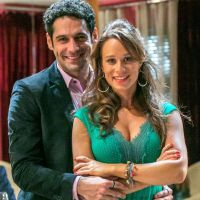 """Final """"Haja Coração"""": Tancinha (Mariana Ximenes) e Beto se casam após armação!"""