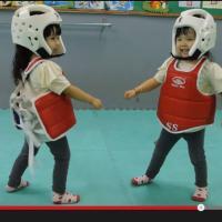 Bombando no YouTube: A luta de Taekwondo mais fofa de todos os tempos