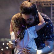 """Luan Santana canta para fã mirim em show e emociona o público em vídeo inédito: """"Amor de verdade"""""""