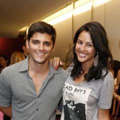 Bruno Gissoni e Yanna Lavigne: atriz está grávida e família do ator comemora!