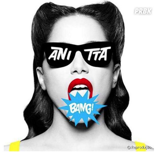 Anitta revela que críticas não incomodam