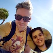 Luba mostra o namorado pela 1ª vez no Snapchat e internet vai à loucura!