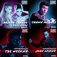 Ariana Grande, Shawn Mendes e The Weeknd são confirmados no American Music Awards 2016