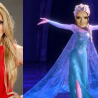 "Isabelle Drummond, Dianna Agron e outras como Elsa em ""Once Upon a Time"""