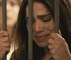 """Final """"Haja Coração"""": a consequência do plano de Jéssica (Karen Junqueira) levouShirlei (Sabrina Petraglia) para a cadeia"""