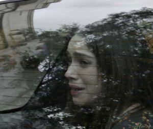 """Final """"Haja Coração"""": quem também foi às lágrimas ao verShirlei (Sabrina Petraglia) dentro do carro da polícia, sendo presa, hein?"""