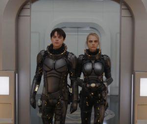 """Veja o trailer de """"Valerian e a Cidade dos Mil Planetas"""""""