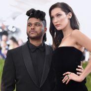 """The Weeknd e Bella Hadid terminam namoro: """"Ainda são bons amigos"""""""