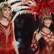 Nicki Minaj e Taylor Swift rivais? Cantoras empatam com número de hits na Billboard Hot 100! Confira