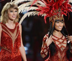 Nicki Minaj e Taylor Swift dividem mesma posição de hits no ranking de Billboard