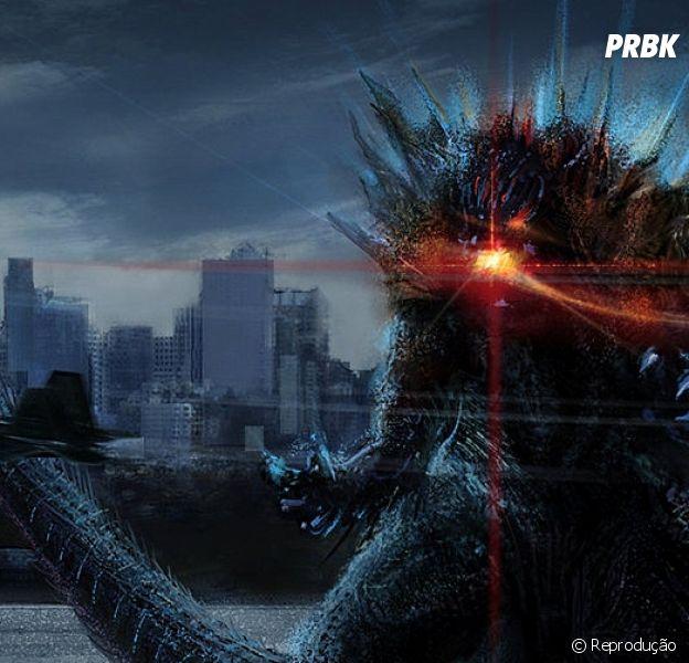 Quais famosas teriam um Godzilla de estimação?!