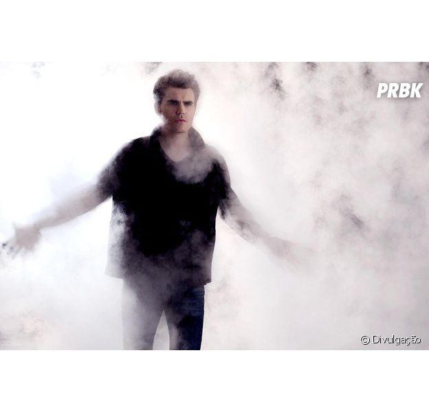 "Em ""The Vampire Diaries"", Stefan (Paul Wesley) ganha sacrifício!"