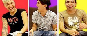 Christian Figueiredo e MC Gui falam sobre Biel, Larissa Manoela, Demi Lovato e mais em jogo polêmico