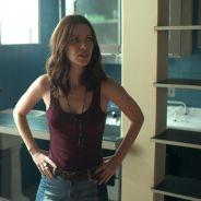 "Novela ""Rock Story"": Júlia (Nathalia Dill) persegue Alex (Caio Paduan) e o entrega para polícia!"