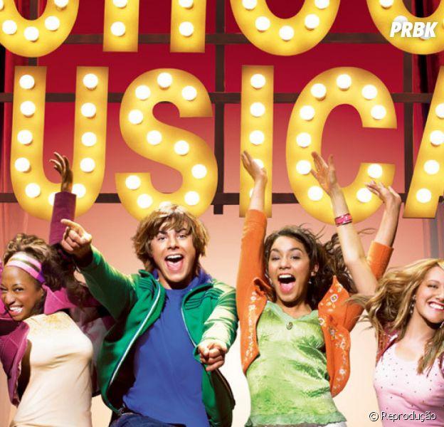 """Filme """"High School Musical"""" completou 10 anos em 2016"""