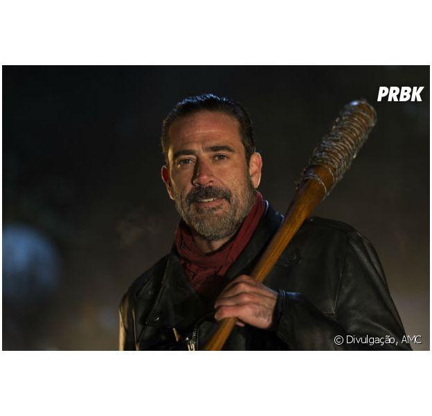 "Jeffrey Dean Morgan, o Negan de ""The Walking Dead"", já está confirmado para a 8ª temporada da série!"